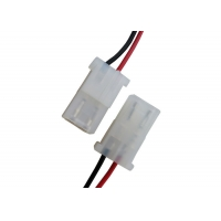 Buy cheap 5.08mm Pitch Molex 8981-2P TJC10 Male Car Connectors Wiring Harness from wholesalers