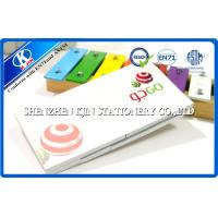 Buy cheap White Soft Cover Memo Sticky Notes With En71 Certification For Students product