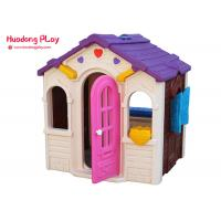 Buy cheap Princess Active Play Equipment  For Kindergarten Toddler Baby  HDPE 125*135*144cm product