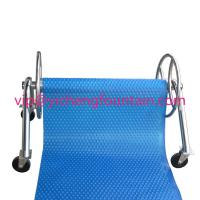 China Above Ground Manual Roller Swimming Pool Accessories SS304 / Aluminum Material 5.4M And 7.4M wholesale
