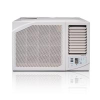 Buy cheap 18000btu R410a window aircon mechanical control cooling only remote control product