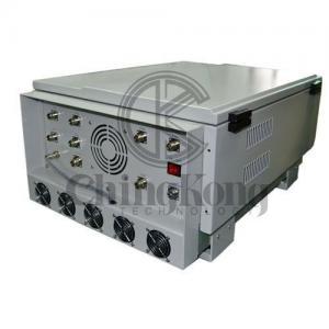Buy cheap Waterproof Wireless Drone Frequency Scrambler 800W For Prison Project product