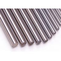 Buy cheap 310 310S Cold Rolled Steel Round Bar , Stainless Steel Round Rod For Chemical Industry product