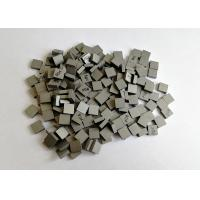Buy cheap Short - T Square PCD Cutting Tool Blanks For Granite Cutting Sandwich Diamond Segments product