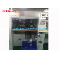 Buy cheap SAMSUNG SM482 High - Speed PCB Pick And Place Machine With Suction Position from wholesalers