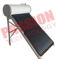 Quality Anti Freezing Heat Pipe Solar Water Heater With Intelligent Controller for sale