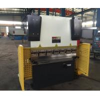 China 7.5kw 2500mm Multi-Axis CNC Hydraulic Press Brake 100t For Steel Tower / Truck Carriage on sale