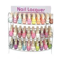 Buy cheap Metal Pop Cosmetic Display Stand For Nail Polish To Re-Invent The Shopping Experience product