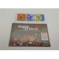 Buy cheap Funny Family card Game organ attack Game for Family Friend Travel Playing Card product