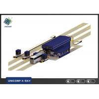 Buy cheap Bus / Vehicle Inspection X Ray Security Scanner UNX6018 30 Units / H Throughput For Checkpoint from wholesalers