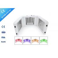 Buy cheap Aesthetic Facial LED Photodynamic Therapy Machine 4 Light Color Photon Therapy product