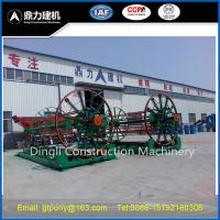 Buy cheap rebar cage welding machine product