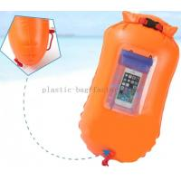 Buy cheap Safe Swim Floating Dry Bag for Swimmers , Triathletes with Transparent Window from wholesalers