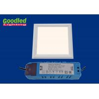 Cold White 6000K LED Flat Panel Lights 600mm x 600mm 50W For Hotel Use