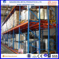 Buy cheap Widely Use in Industry & Warehouse Storage Steel Push Back Racking product