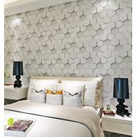 Buy cheap 3D Effect Wallpaper For Walls , Toughness Multipurpose Back Vinyl Wallpapers from wholesalers