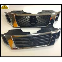 Buy cheap Chrome Car Front Bumper Grille Grill Fit For Nissan Navara D23 NP300 2015 - 2017 product