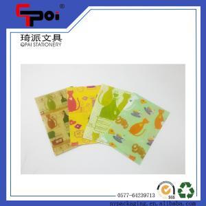 Buy cheap Artigos de papelaria da escola que imprimem a tampa A4 L pasta de arquivos do relatório do dobrador do negócio dos PP da forma product