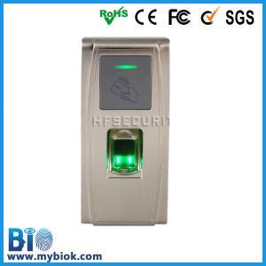 Buy cheap Metal fora impermeável que encaixota o controlador Bio-F30 do acesso do RFID product