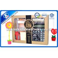 Buy cheap Customized Mini Office Stationery Set With Calculator , kids stationery sets product