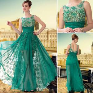 Buy cheap Do tule transparente do embroid do desgaste de DORISQUEEN (DORIS) vestidos formais 30650 product