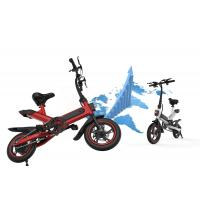 Buy cheap 36V 10AH Folding Smart Bike , Fold Up Electric Bike Aluminium Alloy Frame product