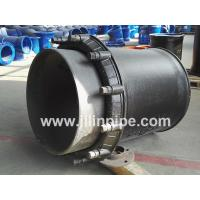 Buy cheap Ductile iron pipe fittings, Self restrained lock for DI pipe. product