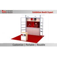 Standard Exhibition Booth : Standard exhibition booth display stand for