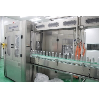 Buy cheap 60 Bottle Rinsing Clip 36000 BPH Auto Water Filling Machine product