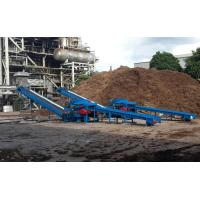 Buy cheap 1T/H Complete EFB Pellet Plant/ Customized Biopellet Production Line from wholesalers