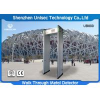 Buy cheap Popular Multi Zone Door Frame Metal Detector Archway Gates For All Kind Security Check product