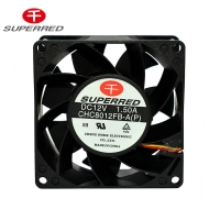 Buy cheap High Air Flow PBT PWM Controlled Fan For Server product
