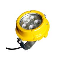 Buy cheap El embarcadero amarillo de la prenda impermeable LED enciende luz llevada peligrosa explosiva de 2500 lúmenes from wholesalers