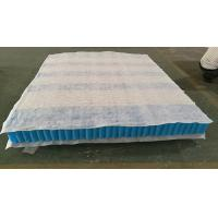 Professional Anti - Rust Pocket Coil Spring For Mattress Making High Resilience
