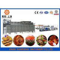 Buy cheap Energy Saving Auto Soy Protein Machine Automatic Performance Moderate from wholesalers
