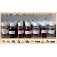 Buy cheap Concentrated Fruit Flavor e-liquid product