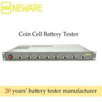Buy cheap Neware 5V20mA Button Cell Cycler with DCIR Capacity Pulse Test product