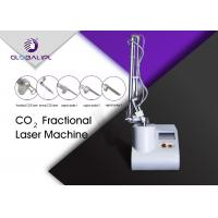 Buy cheap Pigmentation Removal CO2 Fractional Laser Machine For Skin Resurfacing 25W product
