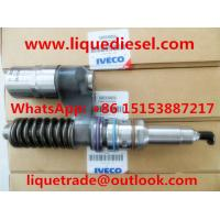 Buy cheap Genuine and New Unit Injector 0414701006 for IVECO FIAT CASE NEW HOLLAND 500339059 product