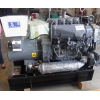 Buy cheap Air-cooled Deutz Diesel Generator , 230v 12kw / 20kw Deutz Diesel Genset product
