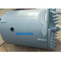 Buy cheap Pile Rotary Auger Rock Drilling Bucket R15 / R26 / R28 / R30 / R38 / R60 from wholesalers