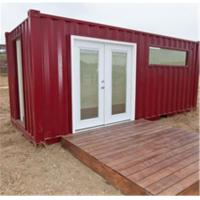 Buy cheap Shipping prefabricated container house prefab container homes product