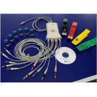China Automatically Monitor And Analysis 12 Channel ECG Machine Resting Mini ECG Device wholesale