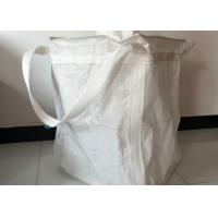 Buy cheap Round White PP Woven Packaging Bags For Mechanical Loading And Unloading product