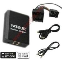 Buy cheap iPhone car integration for BMW 17-Pin Round(CD Changer Adapter) product