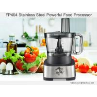 China Food Preparation Stainless Steel Food Processor 1000W XL Bowl on sale
