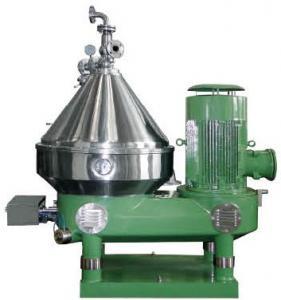 Buy cheap Extração e Reextraction centrífugos do separador do filtro do disco da pressão ≦0.4Mpa da tomada product