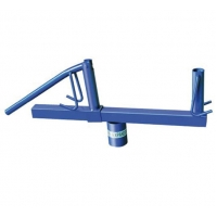 Buy cheap Vertical Hand Adjustable Tire Spreader For Patching Tires product