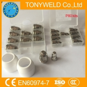 Buy cheap Copper Material Panasonic P80 Plasma Cutting Torch product