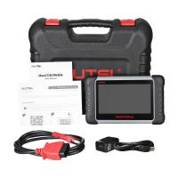 Buy cheap Autel MaxiCOM MK808 OBD2 Diagnostic Scan Tool with All System & Service Functions including Oil Reset, EPB, BMS, SAS, DP product